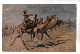 5853, Kamelreiter In Süd-West-Afrika,  Staaken - Guerre 1914-18