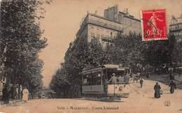 CPA MARSEILLE - Cours Lieutaud - The Canebière, City Centre