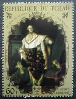 Tchad LOUIS XVI Oblitéré - Königshäuser, Adel
