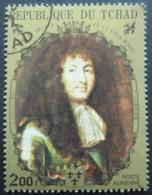 Tchad LOUIS XIV Oblitéré - Königshäuser, Adel