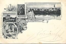 1898 - PRIJEDOR ,  Gute Zustand, 2 Scan - Bosnie-Herzegovine
