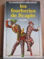 Molière: Les Fourberies De Scapin/ Classiques Larousse, 1987 - Théâtre