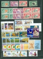 Pitcairn LOT Of 48 Incl. 8 SETS MOSTLY MNH Royals Views Fruit More MOSTLY MNH Cat $37 US  WYSIWYG  A04s - Stamps