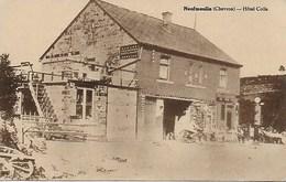 STOUMONT. NEUFMOULIN. CHEVRON.  HOTEL COLLE. BELLE ANIMATION - Stoumont