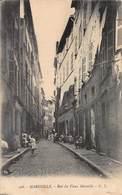 CPA MARSEILLE - Rue Du Vieux Marseille - Non Classés