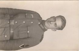 THEME MILITARIA  GUERRE 1939/1945  CARTE PHOTO  MILITAIRE  ALLEMAND - Guerre 1939-45