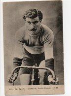 CYCLISME TOUR  DE  FRANCE   OCTAVE LAPIZE   CM 114 - Ciclismo