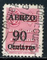 Equateur 1953-54 Y&T 249B ° - Ecuador