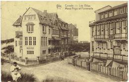 COXYDE - Les Villas Mene Frigo Et Fontenelle - Koksijde