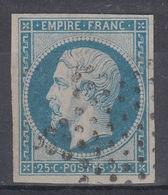 France 15 - 1853-1860 Napoléon III