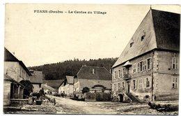 25 - Fuans - Le Centre Du Village - Hotel  Gauthier ( A 60) - Altri Comuni