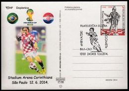 Croatia Zagreb 2014 / Soccer Football / World Championship Brazil 2014 / Ph. Ex. Croatian Football / Brasil - Croatia - 2014 – Brésil