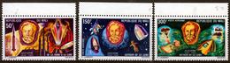 MALI 1970   JULES VERNE  &  SPACE  SET  MNH - Mali (1959-...)