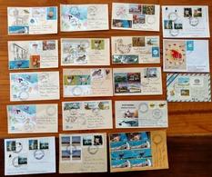 Argentina - Ensemble De 18 Enveloppes D'Argentine - Thèmes Divers - Timbres Divers - Lettres & Documents