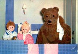 Bonne Nuit Les Petits : Nounours, Nicolas Et Pimprenelle - Toilette Générale - Spectacle