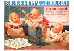 Biberon Normal Du Dr. Rougeot - Advertising