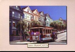San Francisco : Cable Car - Tramways