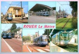 76 - Rouen : Le Métro - Multivues - Métro