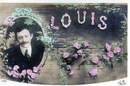 Prenoms,   Louis - Prénoms