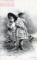 Prenoms,  Yvonne Et Janic, Edition Bergeret - Prénoms