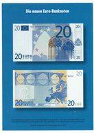 Die Neuen 20 Euro Banknoten - Münzen (Abb.)