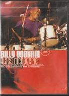 # DVD: Billy Cobham - Glass Menagerie - Live - Jazz Door JD 11027 - Concerto E Musica