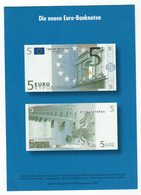 Die Neuen 5 Euro Banknoten - Münzen (Abb.)