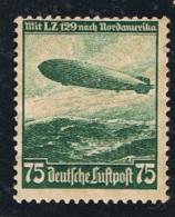 1936 16. März L. Z. 129 Mi DR 607X Sn DE C58 Yt DR PA56 Sg DR 604 AFA DR 602I M. G. Und Falz X - Germania