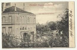Romania -  Nagyszentmiklós - Grof Nako Sandor Kastely , Sânnicolau Mare , Used 1906 - Rumänien