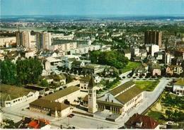 57 - THIONVILLE - ÉGLISE NOTRE DAME ET VUE SUR LES BASSES-TERRES - Thionville