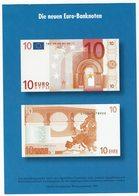 Die Neuen 10 Euro Banknoten - Münzen (Abb.)