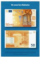 Die Neuen 50 Euro Banknoten - Monnaies (représentations)
