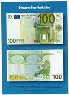 Die Neuen 100 Euro Banknoten - Monnaies (représentations)