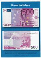 Die Neuen 500 Euro Banknoten - Münzen (Abb.)
