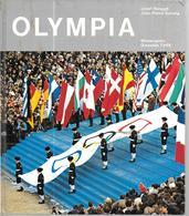 AW45 - ALBUM GLORIA - OLYMPIA GRENOBLE 1968 - OLYMPISCHE SPIELE - Livres