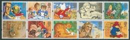 Großbritannien 1994 Kinderbuchfiguren 1493/02 ZD Postfrisch (C28124) - 1952-.... (Elizabeth II)