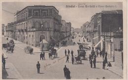 CPA Brindisi - Corso Garibaldi E Corso Umberto I (avec Jolie Animation) - Brindisi