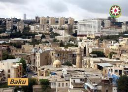 Azerbaijan Baku Walled City UNESCO New Postcard Aserbaidschan AK - Azerbaïjan