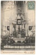 51 CHEMINON LA VILLE - Interieur De L'église - Le Choeur - Environs De Sermaize - Cpa Marne - France