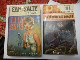 "Lot De 4 Revues Editions "" Fleuve Noir "" - Livres, BD, Revues"