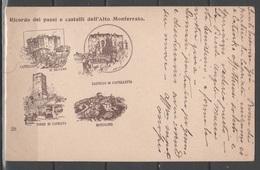 Alto Monferrato - Paesi E Castelli             (c515) - Alessandria