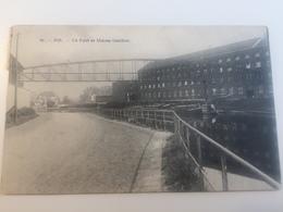 Ath Le Pont Et L'usine Cambier - Ath