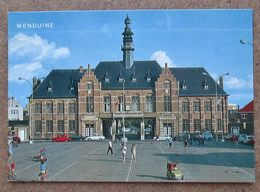 (K176) - Wenduine - Gemeentehuis - Maison Communale - Wenduine