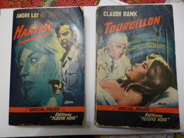 "Lot De 4 Revues Editions "" Fleuve Noir "" ( Special Police ) - Livres, BD, Revues"