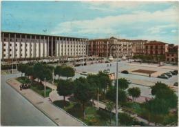 Catania: Piazza Giovanni Verga, Palazzo Di Giustizia. Viaggiata 1965 - Catania