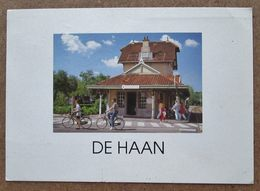(K177) - De Haan - Tramstation - Station Du Tramway - Tram Station - Strassenbahnstation - De Haan