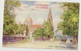 S7537 -Lahore - Roman Catholic Cathedral - Pakistan