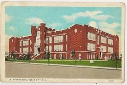 S7538 - High School, Ocean City - Etats-Unis