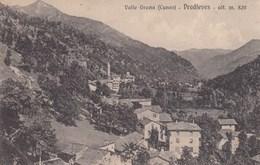 PRADILEVES-VALLE GRANA-CUNEO-CARTOLINA NON VIAGGIATA ANNO 1915-1925 - Cuneo