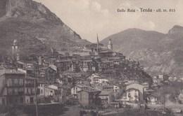 TENDA-VALLE ROIA-CUNEO-CARTOLINA NON VIAGGIATA ANNO 1915-1925 - Cuneo